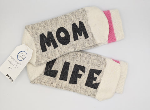 Mom Life - socks