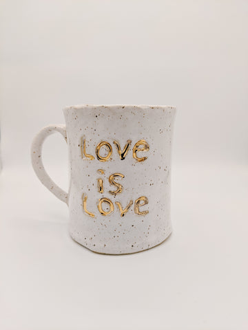 Love is Love - Valentine's Day Special Mug - White