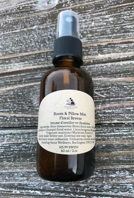 Room & Pillow Mist - Floral Breeze