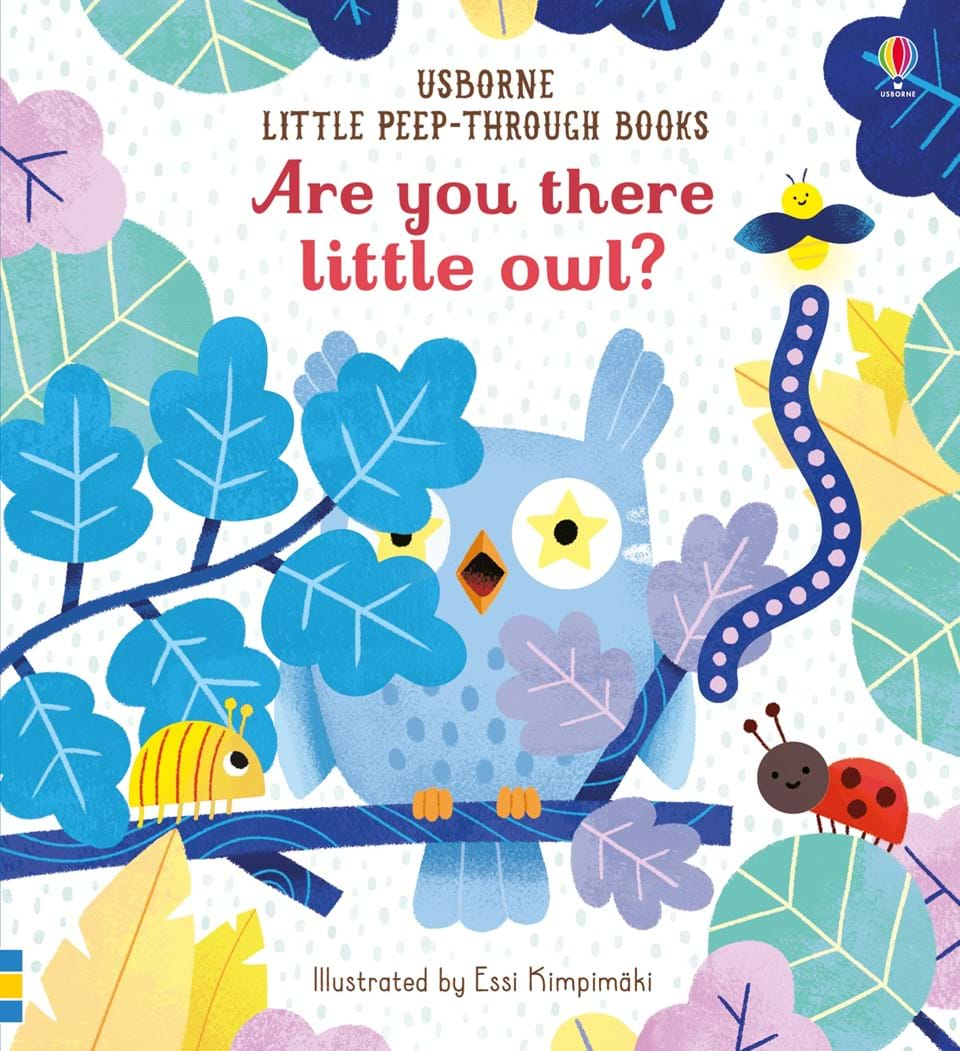 Are you there little owl? - Little peep-through books