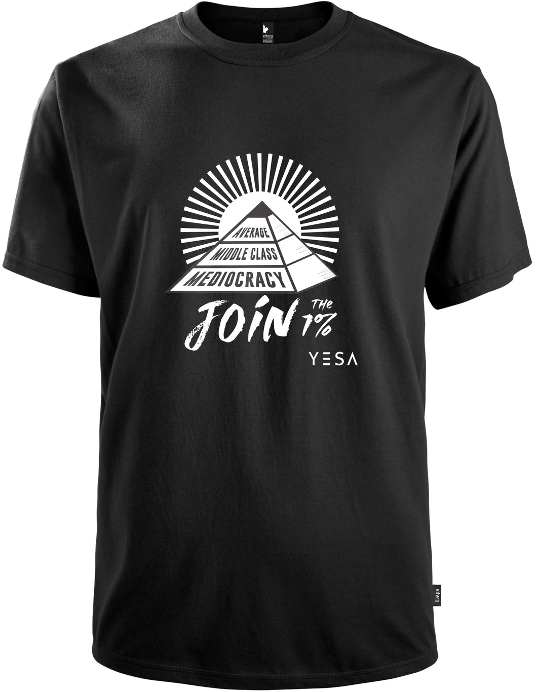 Join The 1%, Men's Tee