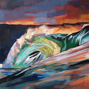 Rileys - Contemporary art from Ireland. Paintings & prints by Irish seascape & landscape artist Kevin Lowery.