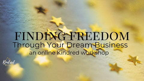 Finding Freedom- Law of Attraction- Business Coaching