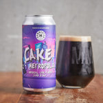 CAKE METROPOLIS - Imperial Choc, Fudge Cake Stout 11.0% (440ml)