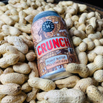 🔥TRYME20OFF🔥  CRUNCH AF - ALCOHOL FREE : PEANUT BUTTER MILK STOUT 0.5%