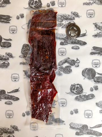 Texas Joe's Original Jerky - Jerk Flavour