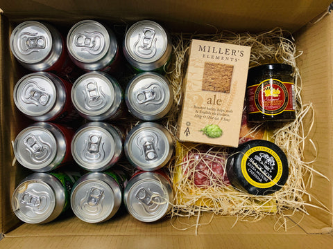 Hammerton Beer, Meat & Cheese Box (Large)