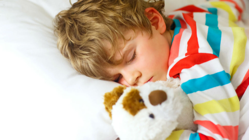 Healthy Sleep Tips for Kids