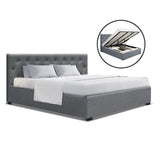 Bed Frame Gas Lift - Grey - King