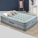 Bestway Inflatable Air Bed with Built-in Pump- Queen