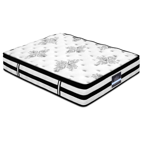 Giselle Bedding Euro Top Mattress - Algarve Series - King