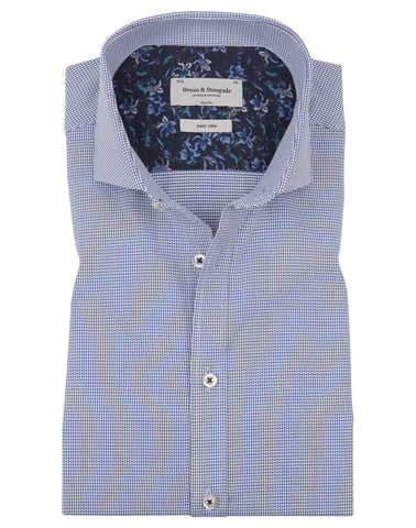 Slim Fit Shirt - Darby Blue