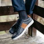 Tennis Hosta Sneaker - Navy
