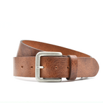 Leather Belt - Brown