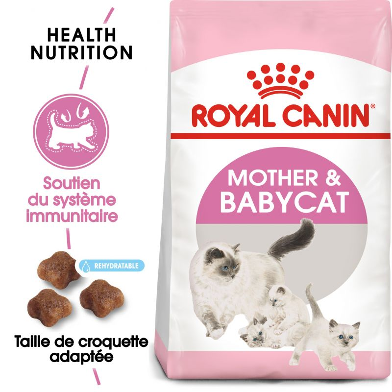 MOTHER & BABYCAT 400G