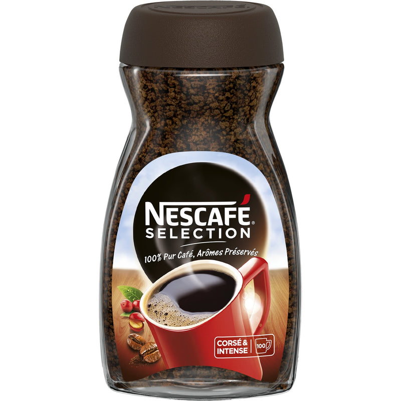 CAFE 200G SELECTION NESCAFE