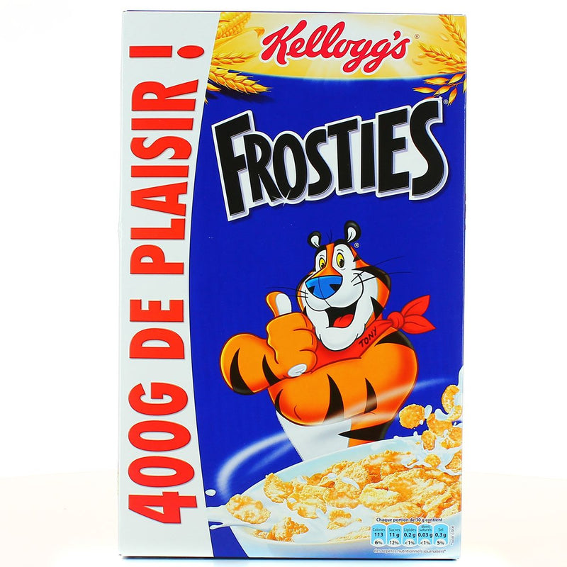 CEREALE FROSTIES KELLOGS 400G