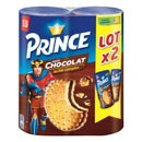 BISCUIT PRINCE CHOCO 2X300G LU
