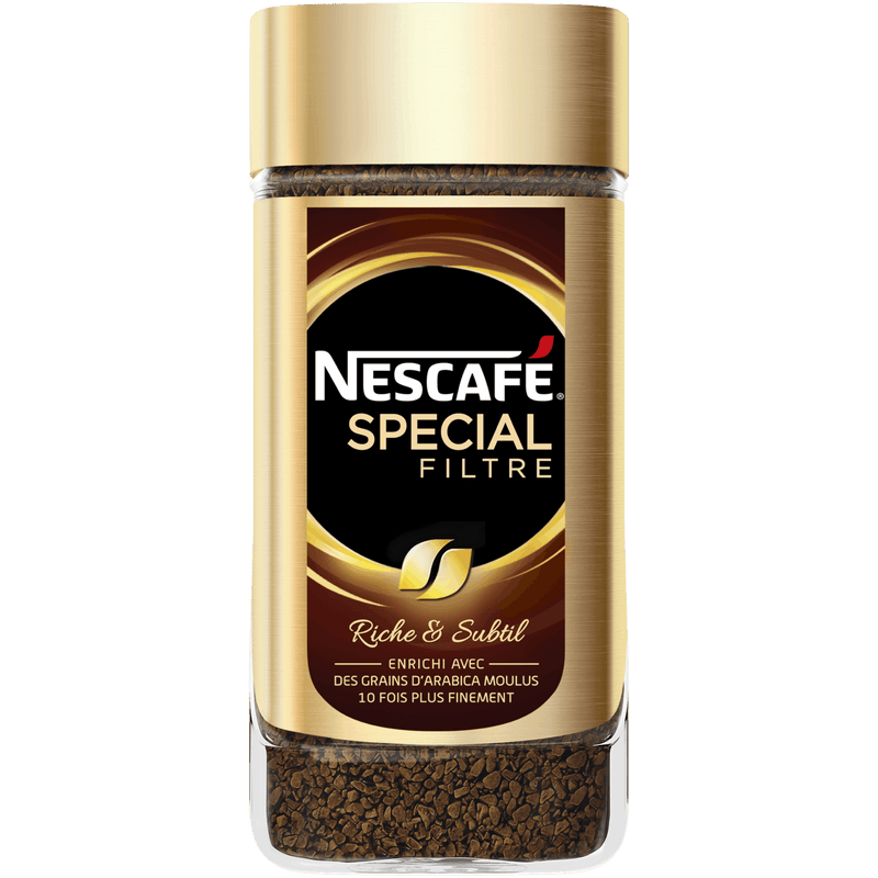 CAFE 200G SPEC.FILTRE NESCAFE