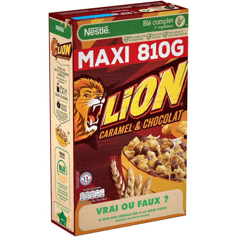CEREALE LION NESTLE 810G