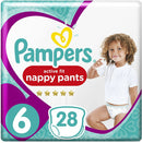 Pampers Premium Pants - Taille 6 X28