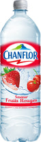 EAU CHANFLOR AROMATISE FRUITS ROUGES 1.5L