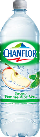 EAU CHANFLOR AROMATISE POMME/ALOES VERA 1.5L