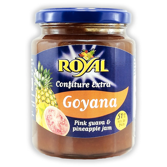 CONFITURE GOYANA 330G ROYAL
