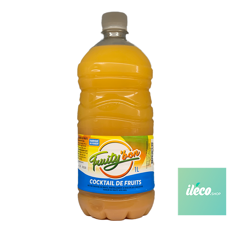 NECTAR COCKTAIL DE FRUIT FRUITY'BON 1L