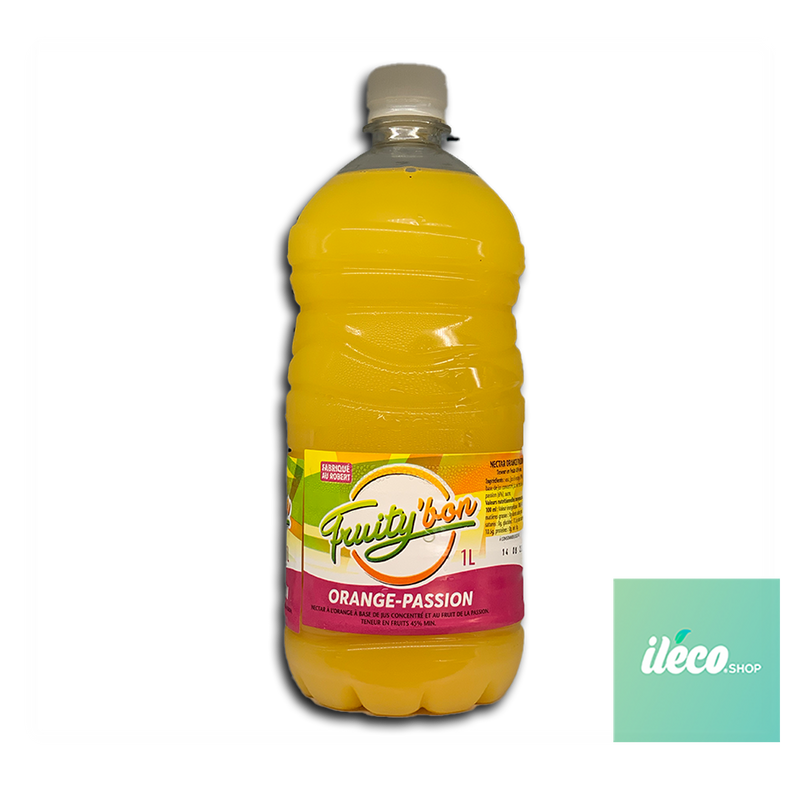 NECTAR ORANGE FRUITY'BON 1L