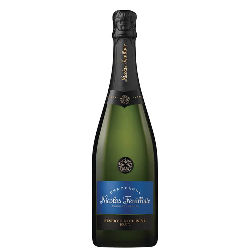 CHAMPAGNE BRUT RESERVE EXCLUSIVES NICOLAS FEUILLATE 75CL