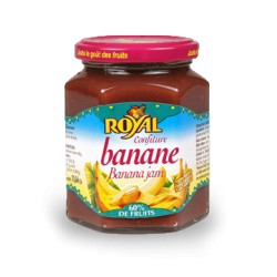 CONFITURE BANANE 330G ROYAL
