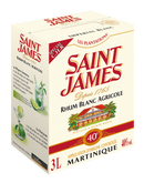 RHUM BLANC ST JAMES 50° 3L