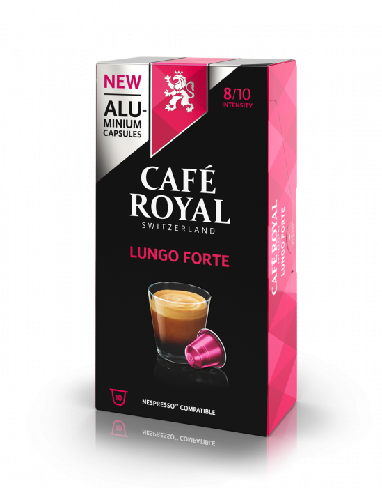 CAFE X10 LUNGO FORT CAFE ROYAL