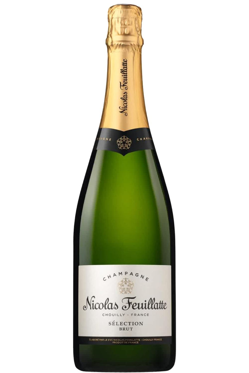 CHAMPAGNE NICOLAS FEUILLATE BRUT 75CL