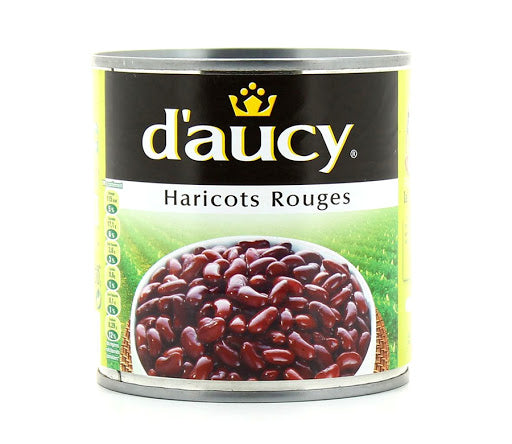 HARICOT ROUGE 1/2 DAUCY 400GR