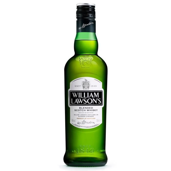 WHISKY WILLIAM LAWSON 40° 150CL