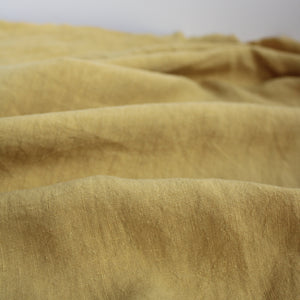 100% Antique Washed Linen - sold by the 1/4 yard - Burst