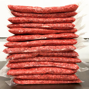 Dry-Aged Ground Beef Bundle 85/15 (30 lbs)