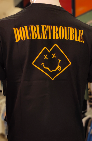 BLOOP BLP SC002 E DOUBLE TROUBLE BLACK M