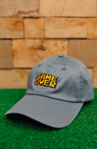 MOOSE MOS SL040 HT/GR-113 GAME OVER 2 GREY