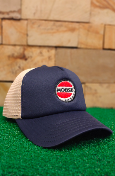 MOOSE MOS TD005 HT/NV-140 BOTTLE CAP NAVY CREAM
