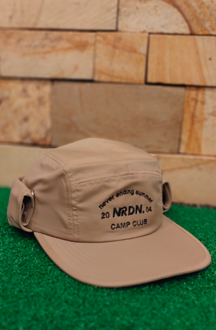 NORDEN 19HNRD U0402004 CAMP CAP CLUB CREAM