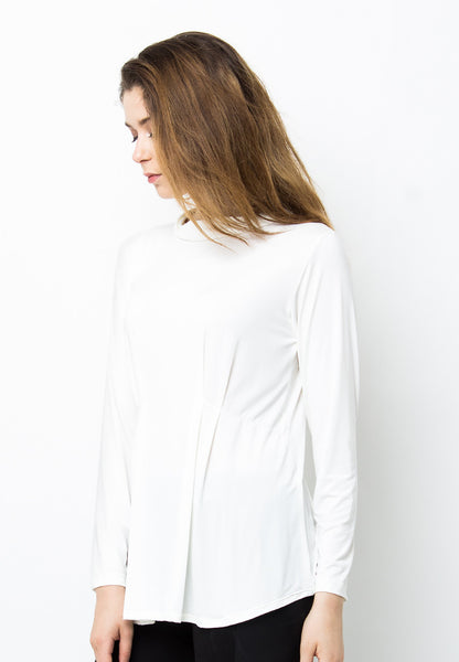 END-PB038/BLOUSE-HILDA-ZPR-WHITE-F