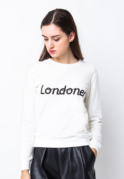 BLP-PA048/SWEATER-E-LONDONER-WHITE-M
