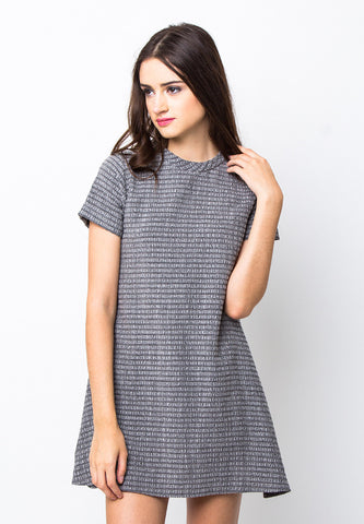 BLP-PB049/DRESS-R-HANNAH-MTF-GREY-F