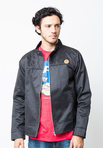 BLP-PC010/JACKET-I-LTR-GRANT-BLPXXX-BLACK-M