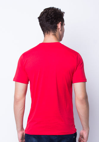 BLP-PE049/TSHIRT-WL-HONEYWALKER-RED-M