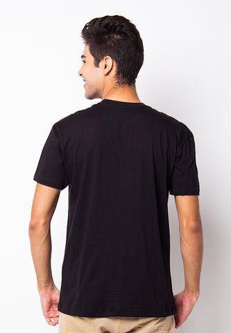 BLP-PF034/TSHIRT CP JHON AND YOKO BLACK-M