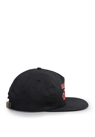 BLP-PF108/HAT-E-SNAPBACK-CLSSC-WORLD-BLACK